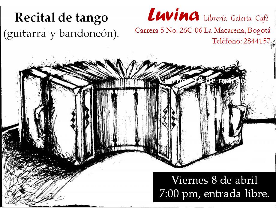 Recital Tango