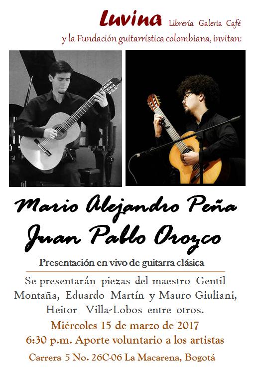 concierto miercoles