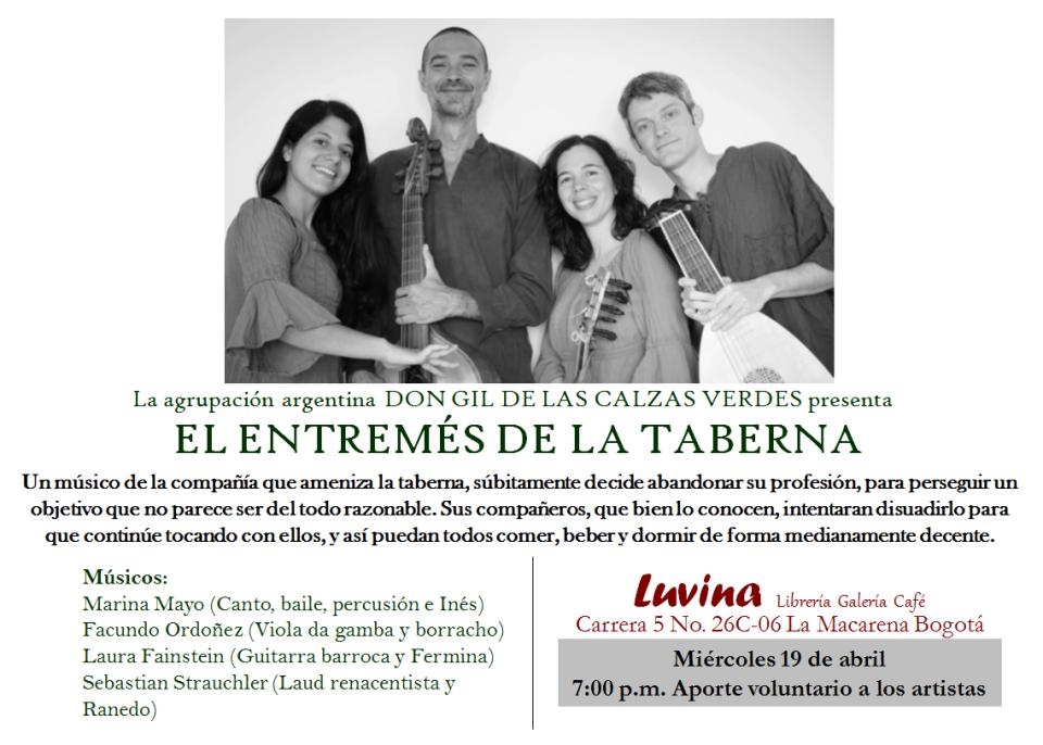 músicos argentinos