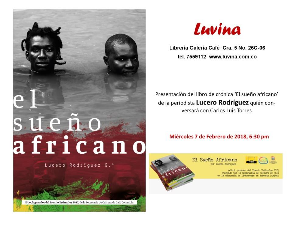 Cronica africana 1