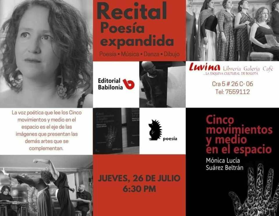 poesia Monica Lucía - fabio jurado