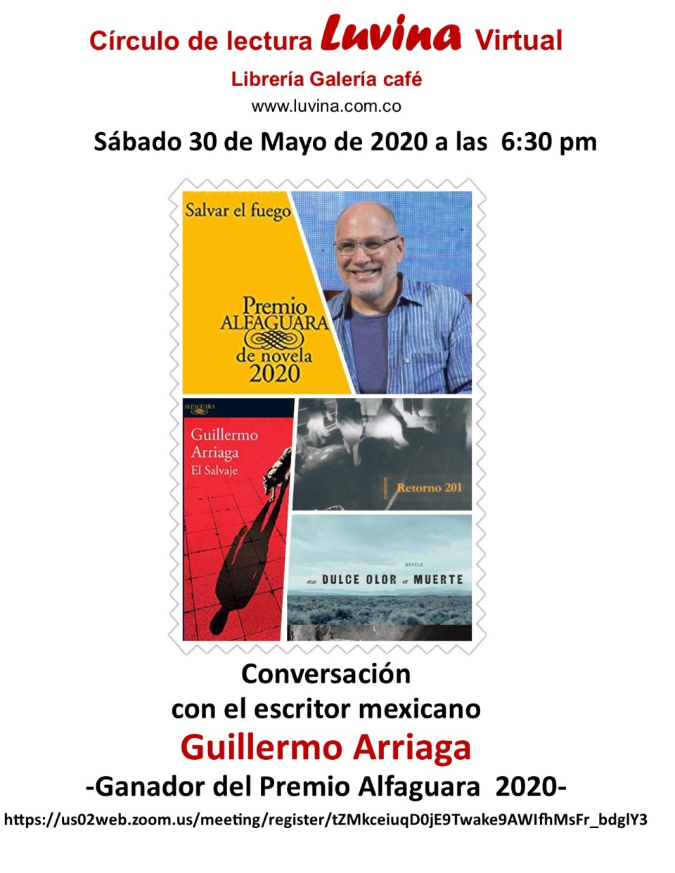 presentación de Guillermo Arriaga3