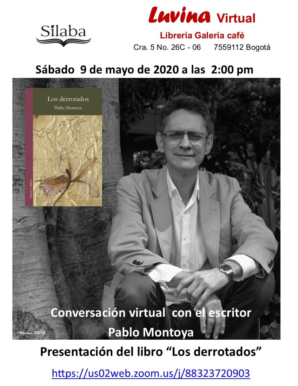 presentación de Pablo Montoya